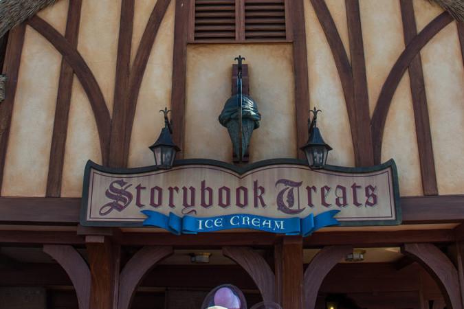 Storybook Treats - Magic Kingdom Dining