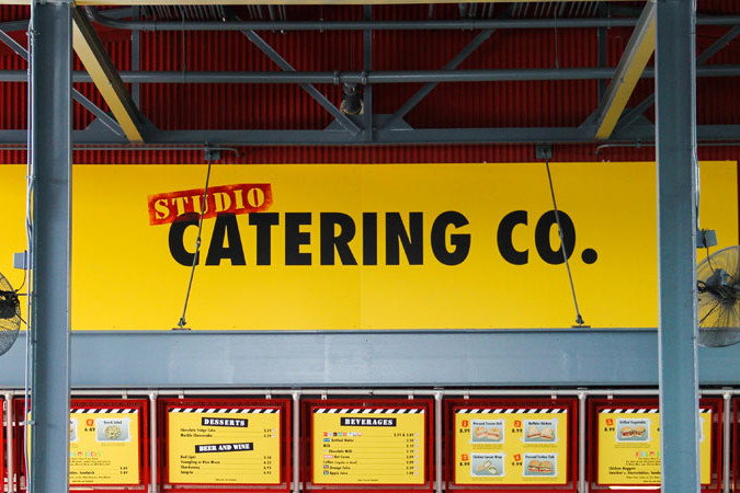 Studio Catering Company - Hollywood Studios Quick Service Dining