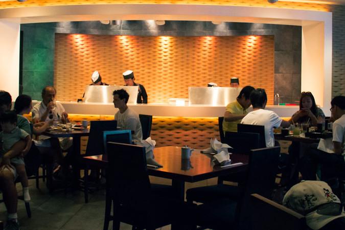 Tokyo Dining - Epcot - Japan Pavilion