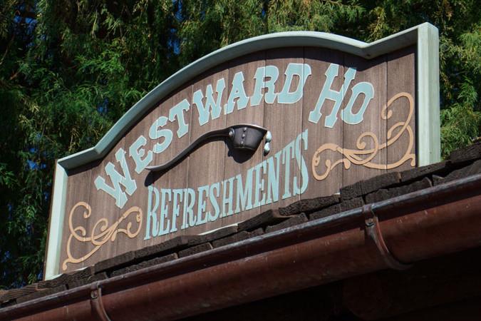 Westward Ho Refreshments - Magic Kingdom Dining