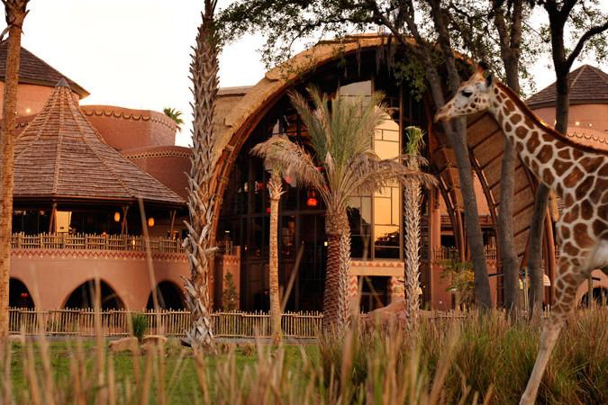Animal Kingdom Lodge Villas - Walt Disney World Resort