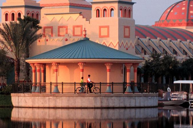 Coronado Springs - Disney World Resort - Copyright Disney