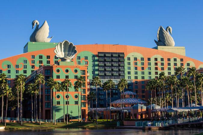 Walt Disney World Swan - WDW Resort