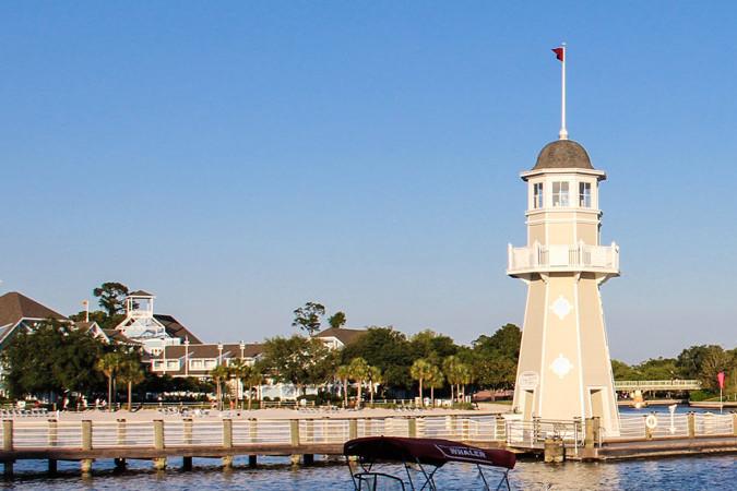 Yacht Club - Disney World Resort