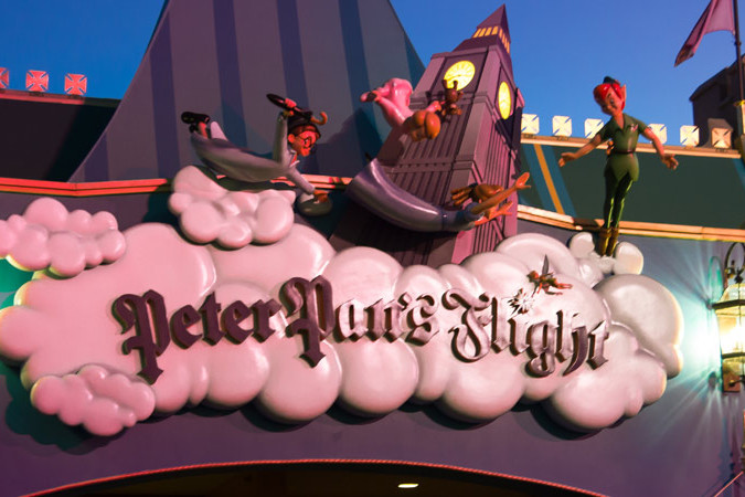 Peter Pan's Flight - Magic Kingdom