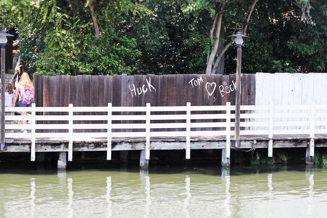 Tom Sawyer Island - Magic Kingdom