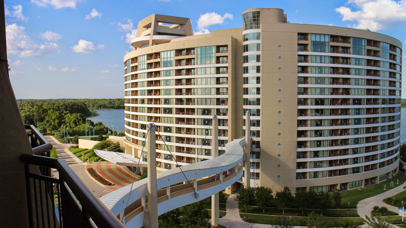 Contemporary Resort - Bay Lake Tower