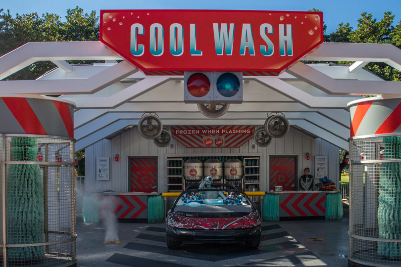 Cool Wash - Epcot Dining