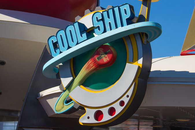 Cool Ship - Magic Kingdom - Disney World Dining