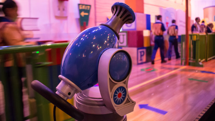 Toy Story Midway Mania - Hollywood Studios FastPass