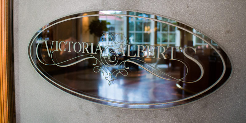 Victoria & Alberts - Grand Floridian - Disney World Dining