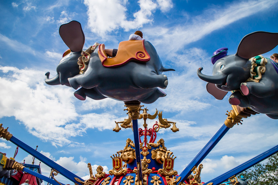 Dumbo - Storybook Circus - Magic Kingdom