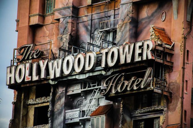 Tower of Terror - Disney World