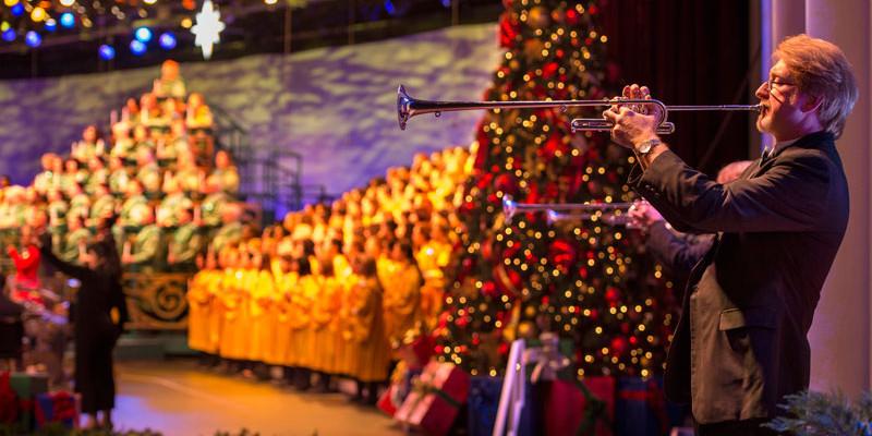 Candlelight Processional - Disney World