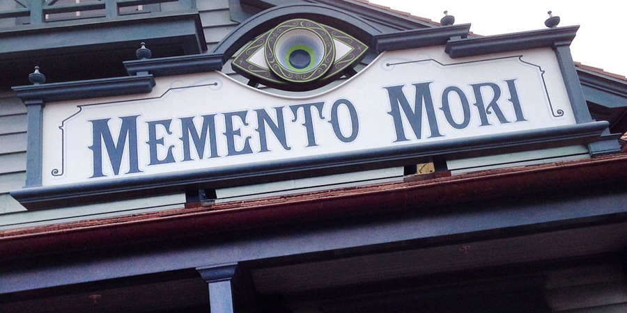 Memento Mori - Disney World