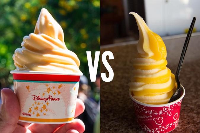 Dole Whip vs Citrus Swirl - Disney World Dessert Face Off