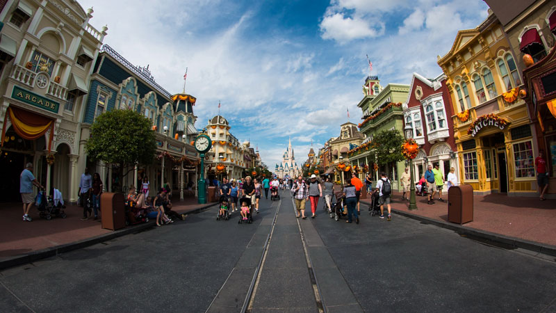 Magic Kingdom Main Street