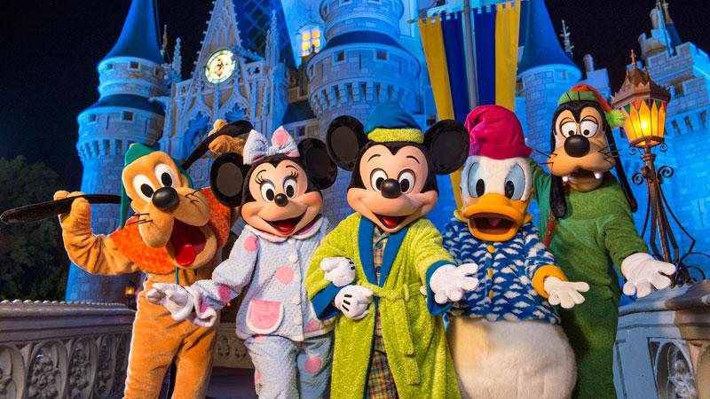 Magic Kingdom 24 Hour Day at Disney World