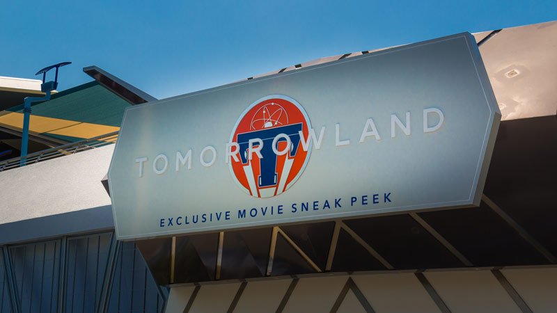 Tomorrowland Preview Impressions - Disneyland