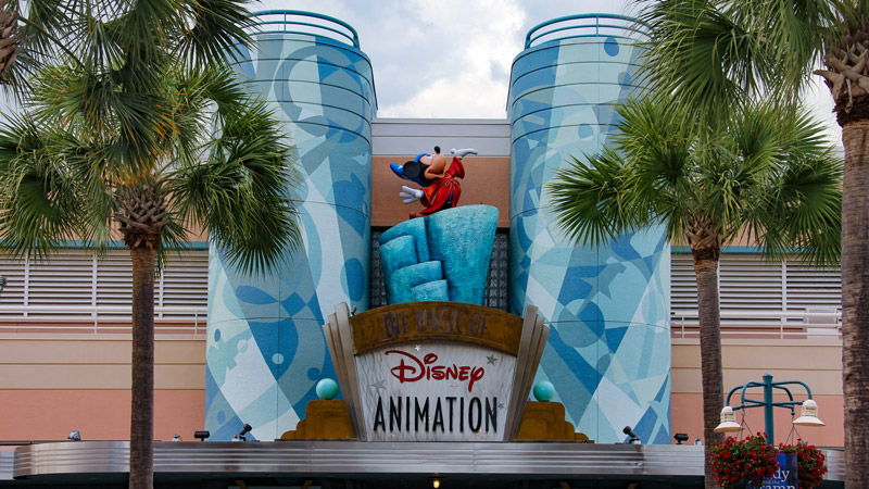 Magic of Disney Animation Closing at Hollywood Studios on July 12