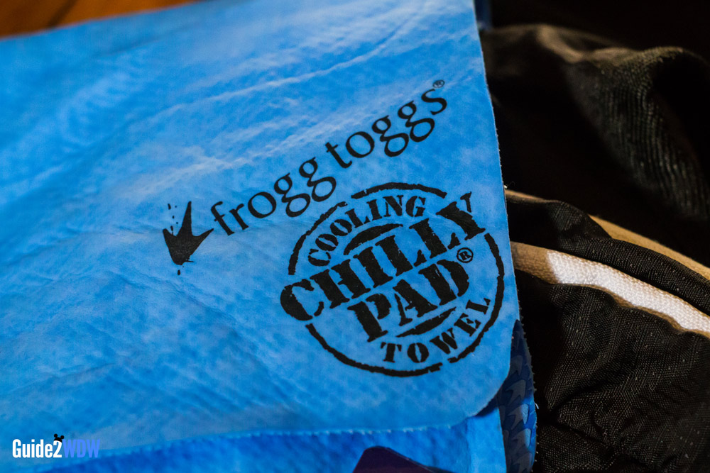 Frogg Togg Chilly Pad - Disney World Packing Essential
