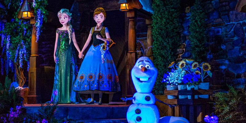 Frozen Ever After - Epcot Fastpass Guide