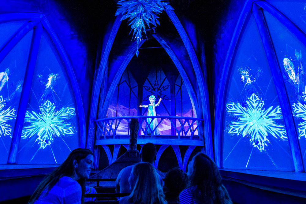 Frozen Ever After - Epcot