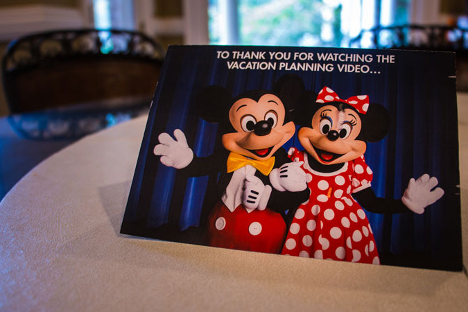 Free Disney World Vacation DVD
