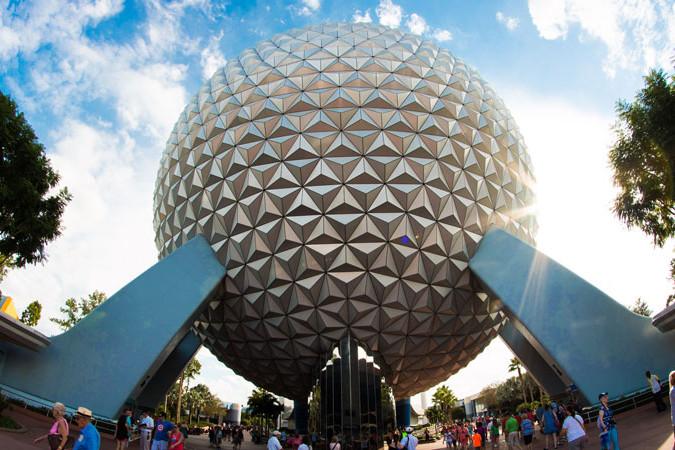 Spaceship Earth - Disney World