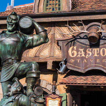 Gastons Tavern - Disney World