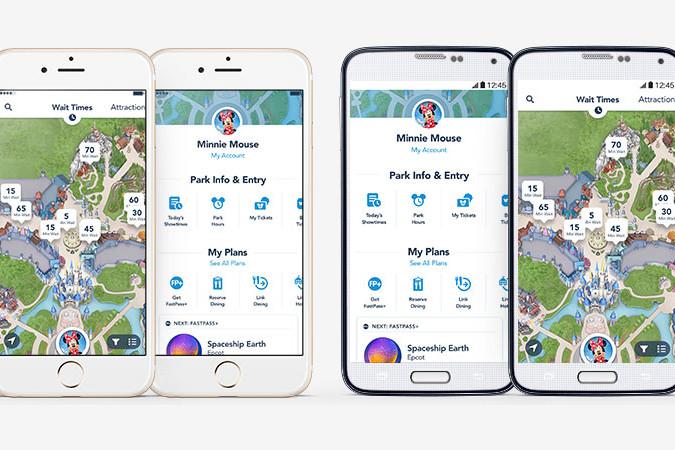 My Disney Experience App Update - Disney World App
