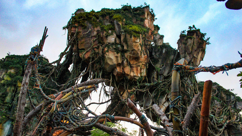 Pandora - The World of Avatar Preview - Disney's Animal Kingdom