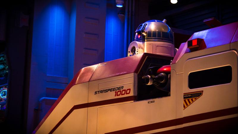 Star Tours - Star Wars at Disney World