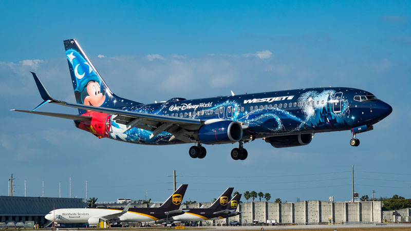 Disney World Plane Travel Guide