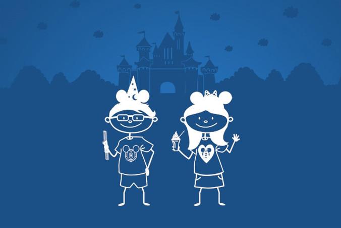 Disney Family Decal - Freebie