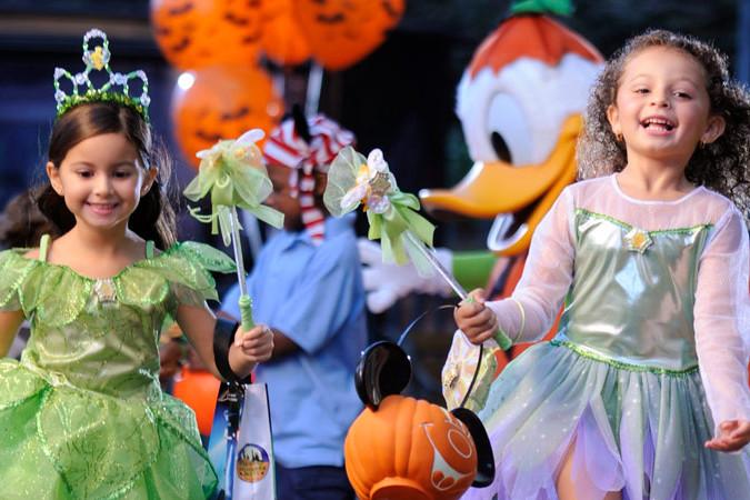 Mickey's Not So Scary Costume Ideas