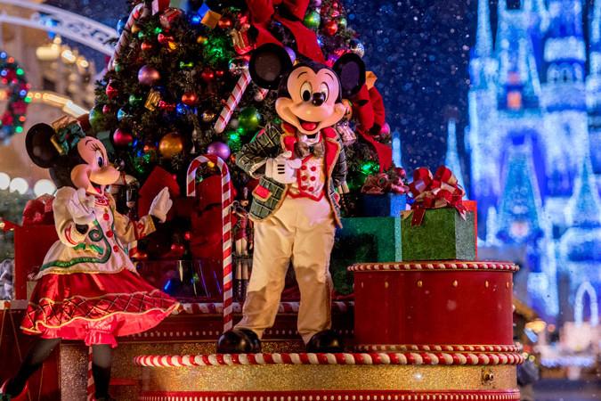 Very Merry Christmas at Disney World