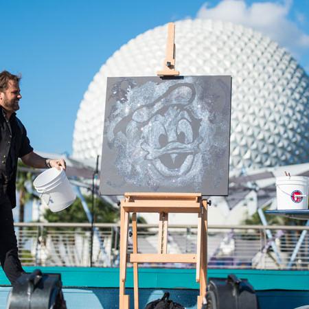 Epcot Festival Of The Arts - Disney World Event