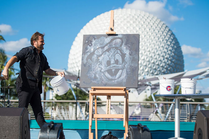 Epcot Festival Of The Arts - Disney World Event