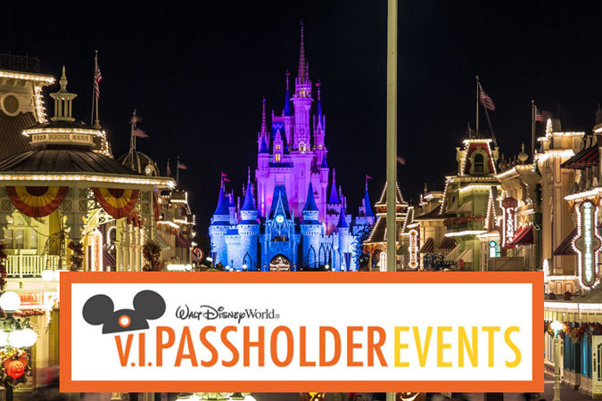 Disney announces VIPassholder Nights - Exclusive free event at Disney World