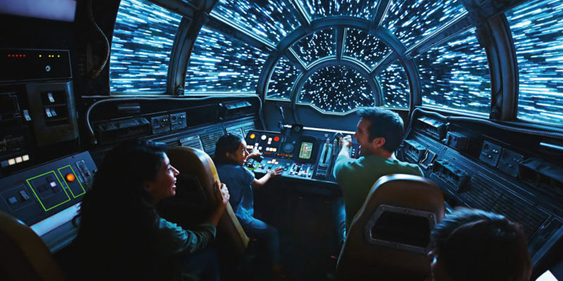 Millennium Falcon: Smuggler's Run Review