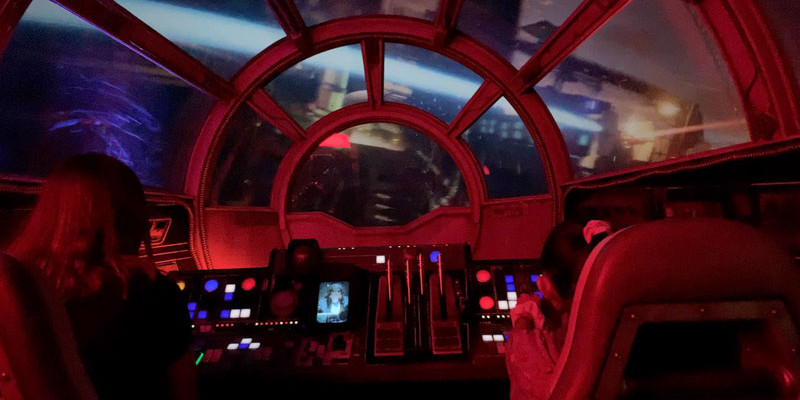 Millennium Falcon Smugglers Run Ride Guide