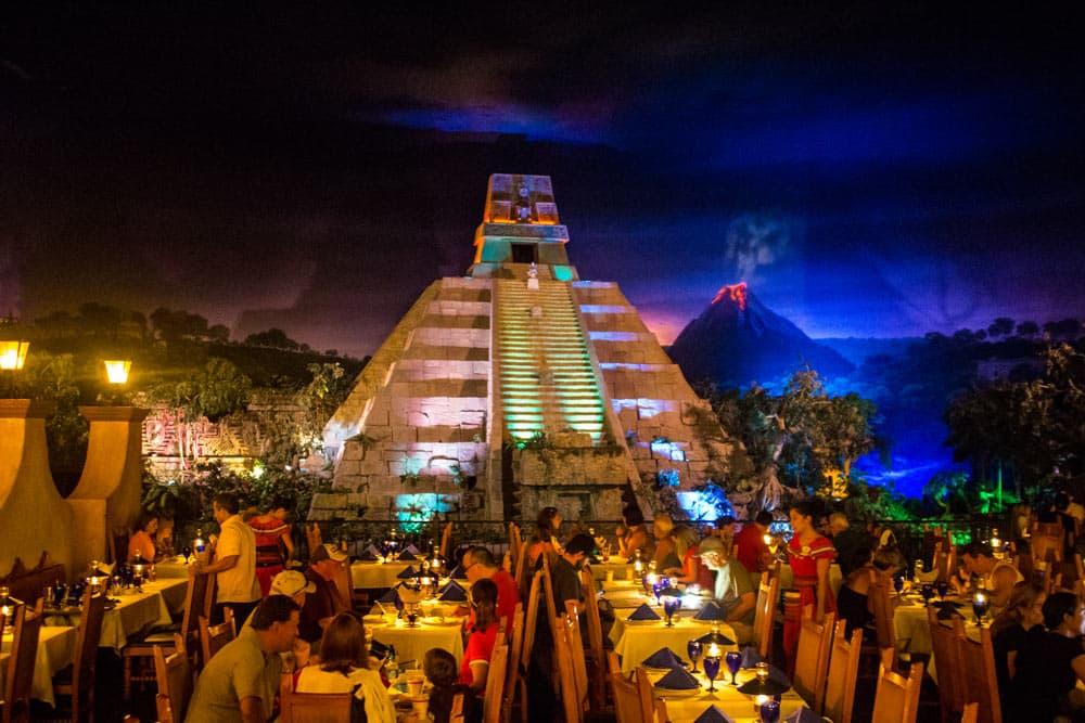 Mexico Pavilion - Epcot