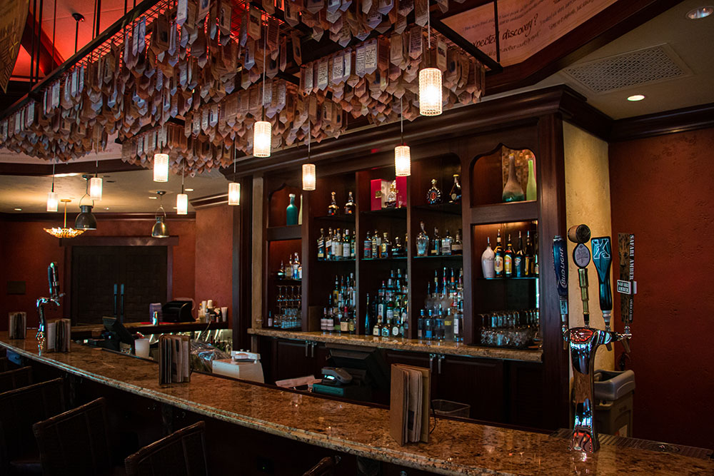 Nomad Lounge Animal Kingdom Bar - Disney World's Best Bars - Guide2WDW