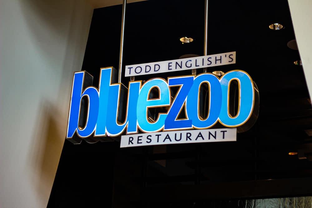 Todd English's Blue Zoo Bar - Disney World's Best Bars - Guide2WDW