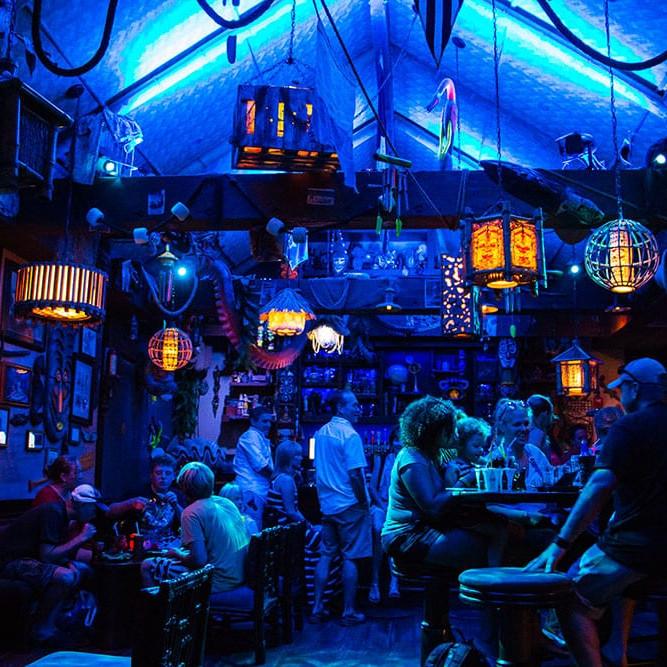 Trader Sams Grog Grotto Interior 2 - Disney World's Best Bars - Guide2WDW