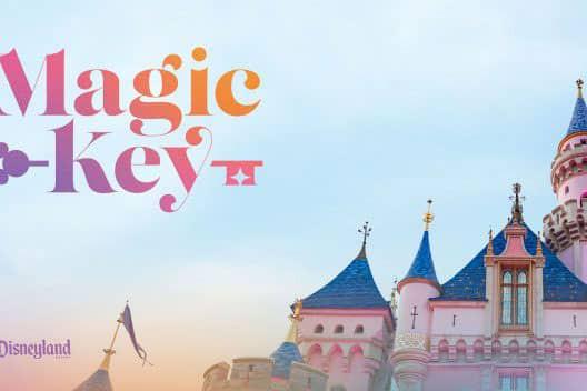 Disneyland - Magic Key