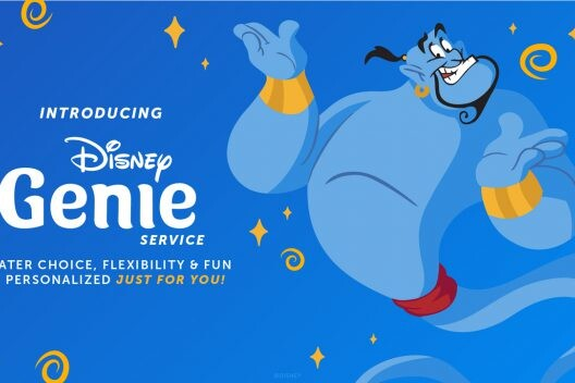 Disney Genie service - Fastpass replacement