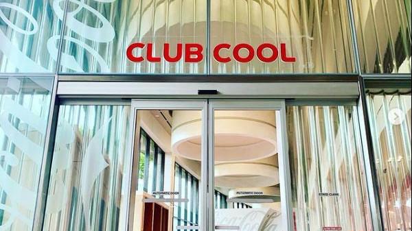 Club Cool Entrance - Disney World