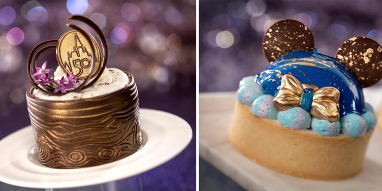 Disney World 50th Anniversary Desserts - Food Guide
